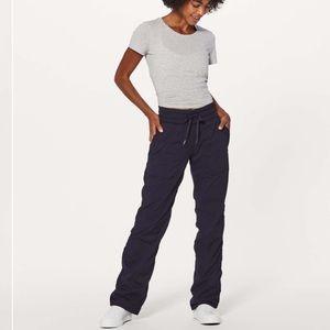 LULULEMON | Navy Dance Studio Lined Pants